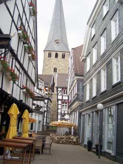 t;Altstadt Hattingen