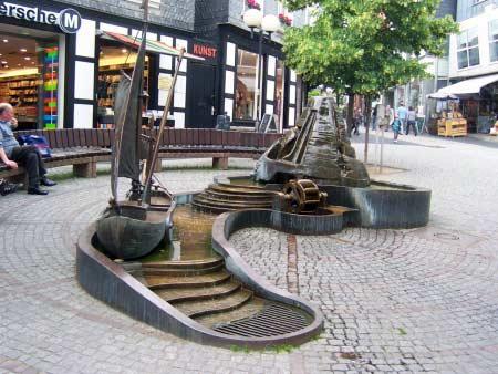 Brunnen Hattingen-Zentrum