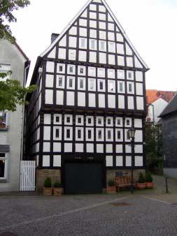 Fachwerkhaus Hattingen