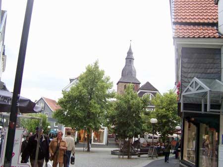 Zentrum Hattingen