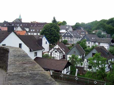 Blick über Blankenstein
