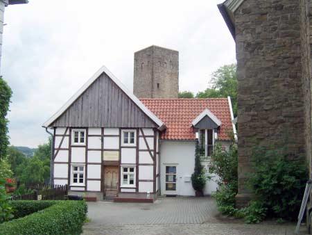 Burgturm Blankenstein
