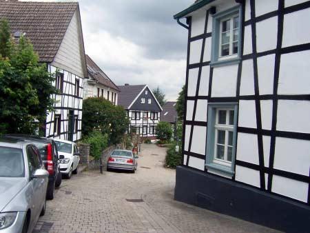 Fachwerkhäuser Blankenstein