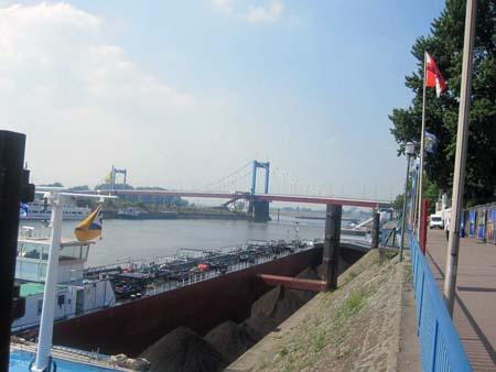 Hafenpromenade Duisburg