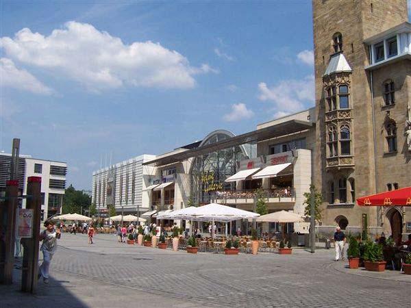 Volme-Galerie und Altes Rathaus