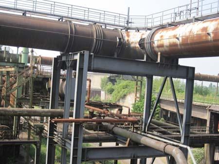 Industrie im Landschaftspark Duisburg