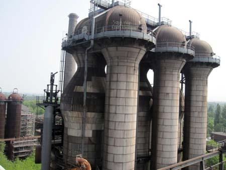 Mystisches Industriemuseum