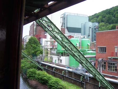 Bayer Werk Wupper