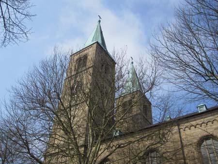 Denkmalschutz Christuskirche
