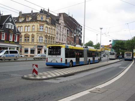 Elektrische O-Busse