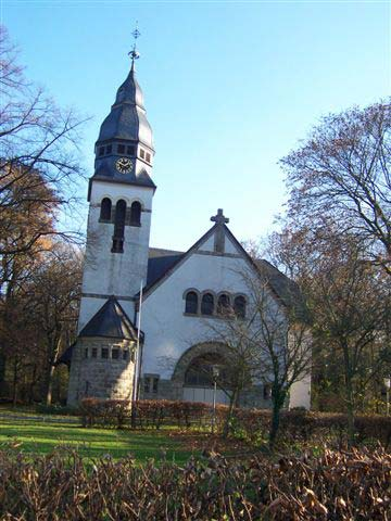 Jugendstilkirche Unna