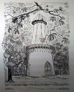 zeichnung-windmuehle