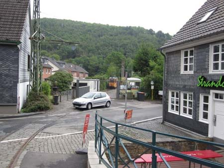 Blick Kohlfurther Brücke
