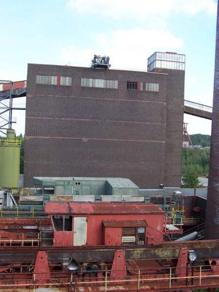 Aussichtsplattform Zeche Zollverein