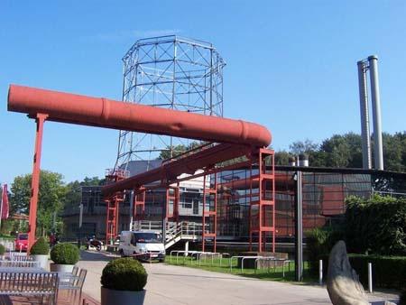 Kühlturm Zeche Zollverein