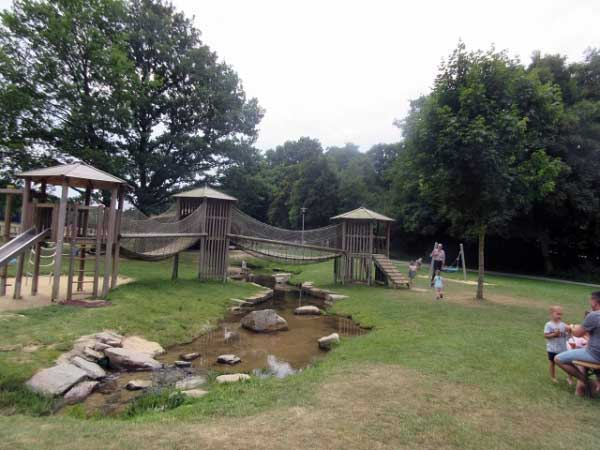 Spielplatz Aatal