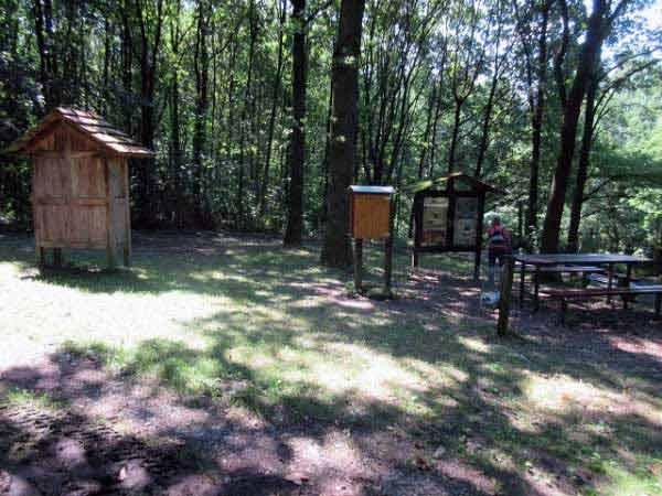 Bienen-Lehrstände Aabachtal