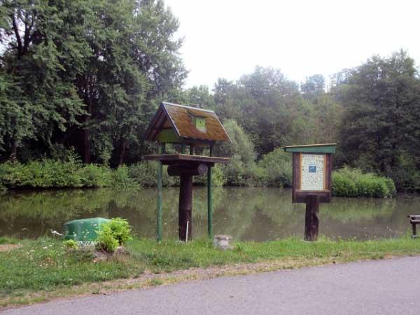 Teich am Forsthaus