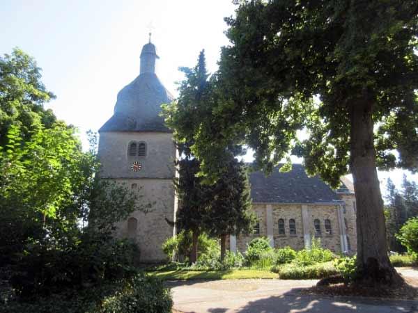 St. Ludger Kirche, Alme