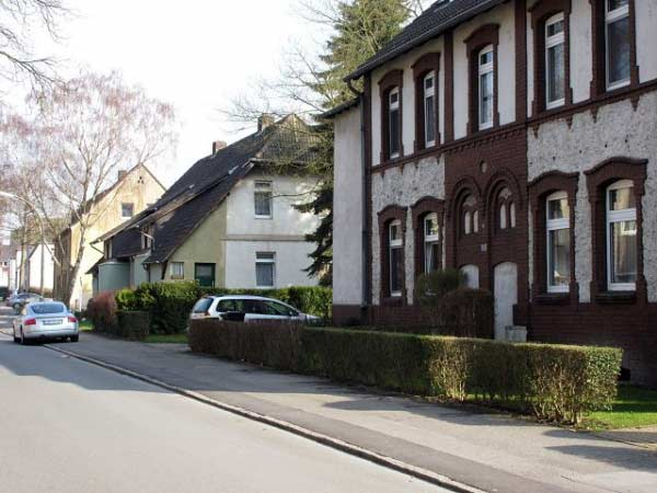 Bergmannshaus - Alte Kolonie Eving