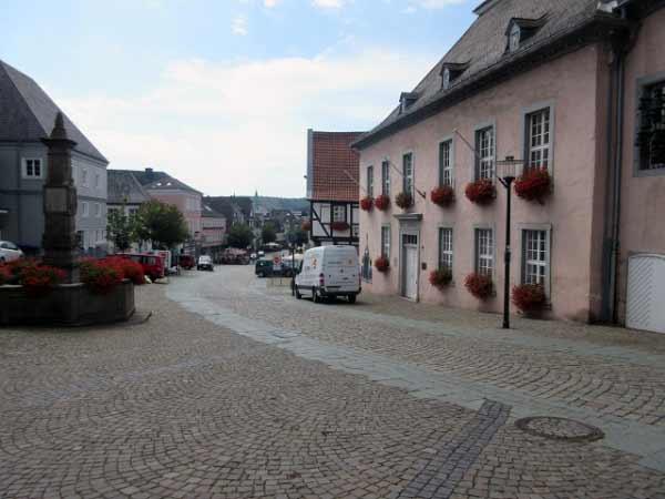 Straße Alter Markt, Arnsberg