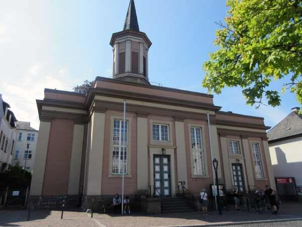 evangelische Auferstehungskirche, Arnsberg