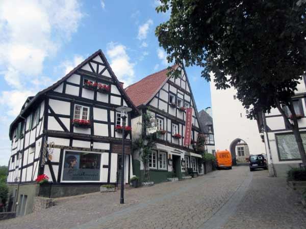 Fachwerkhäuser Arnsberg