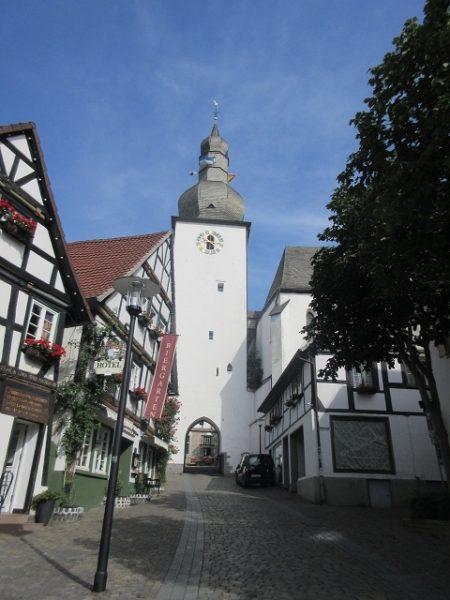 Glockenturm, Wahrzeichen Arnsberg