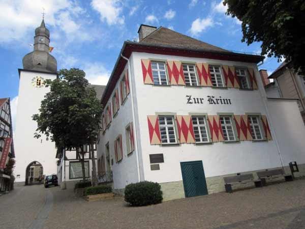 Haus Zur Krim, Arnsberg