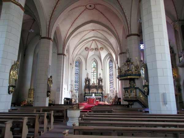 Laurentiuskirche am Kloster