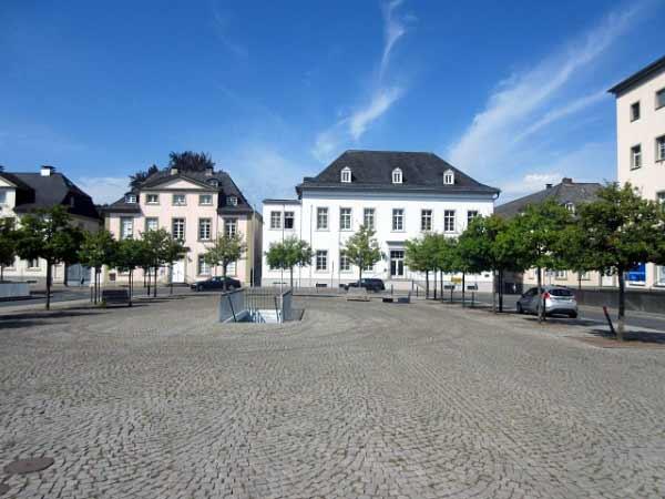 Neumarkt Platz, Arnsberg