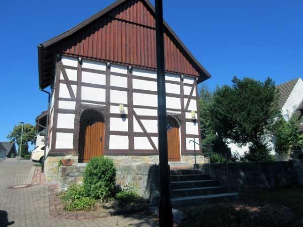Historischer Speicher, Bad Wünnenberg