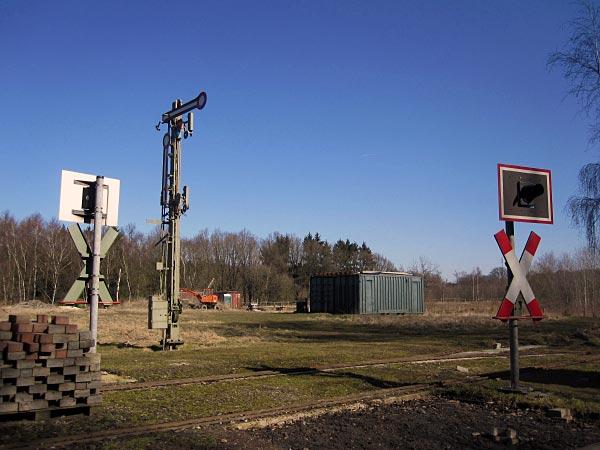 Bahn-Signale
