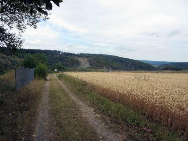 Wanderweg Steinbruch Düstertal, Bleiwäsche