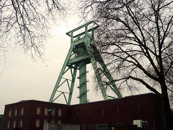 Bergbaumuseum Bochum, eine der wichtigsten Sehenswürdigkeiten