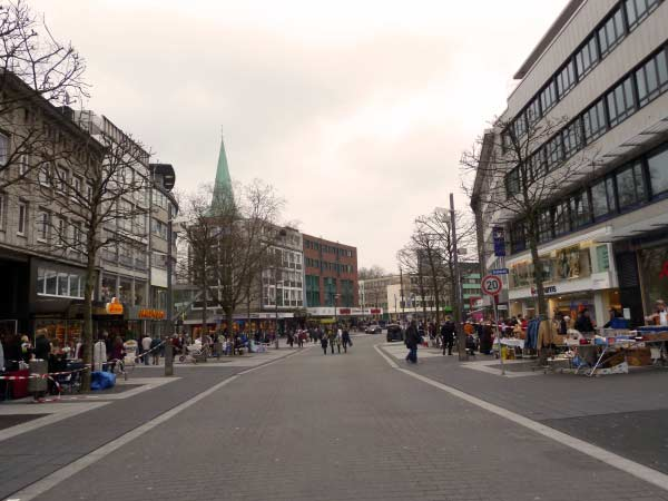 Bongardstraße, Bochum