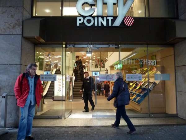 Shoppingcenter City Point, Kortumstraße