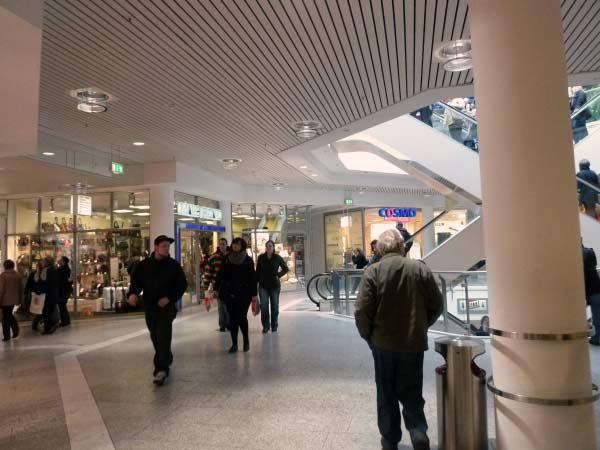 Drehscheibe Bochum innen