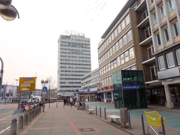 Kurt-Schumacher-Platz, Bochum