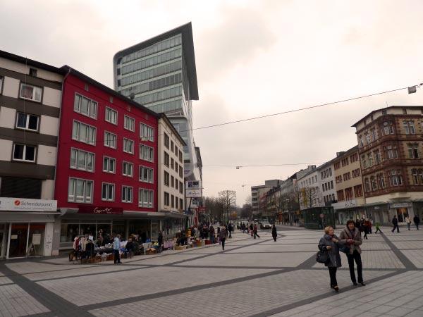 Massenbergstraße, Bochum