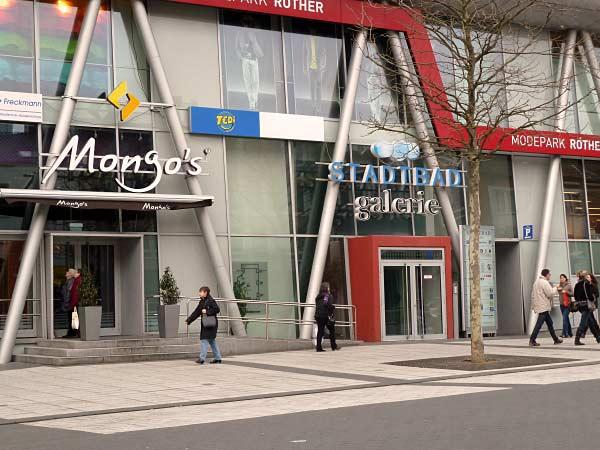 Shopping-Center Stadtbadgalerie Bochum