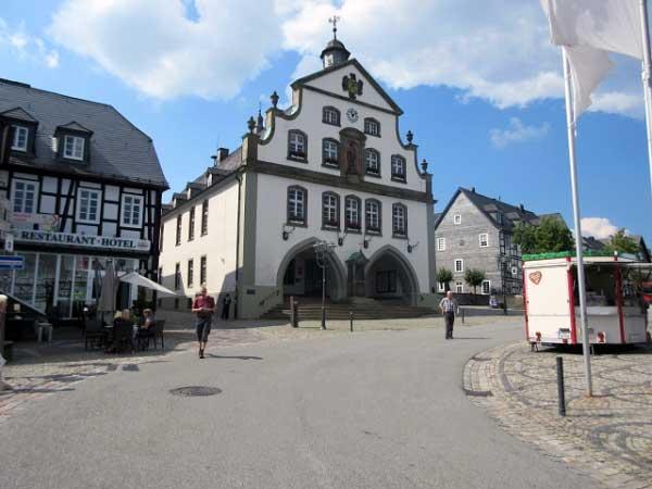 Brilon Rathaus