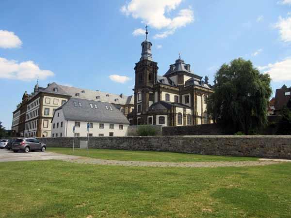Jesuitenkirche Büren