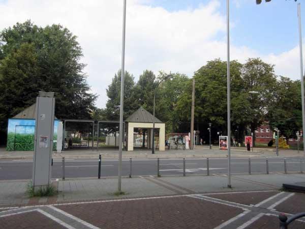 Wilhelmsplatz, Dortmund-Dorstfeld