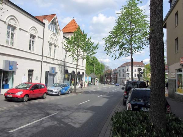 Wittener Straße, Dorstfeld