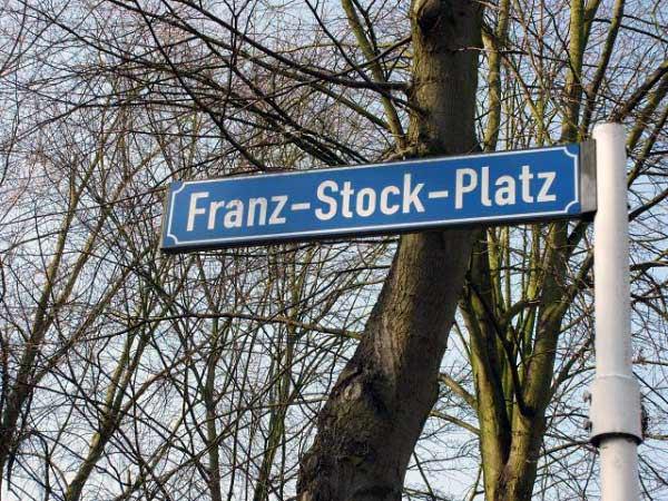 Franz-Stock-Platz