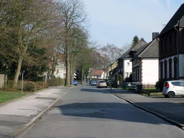 Jahnstraße, Dortmund-Eving