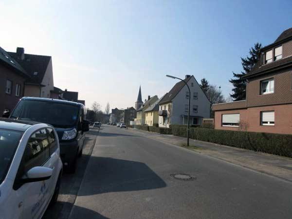 Kappenberger Straße