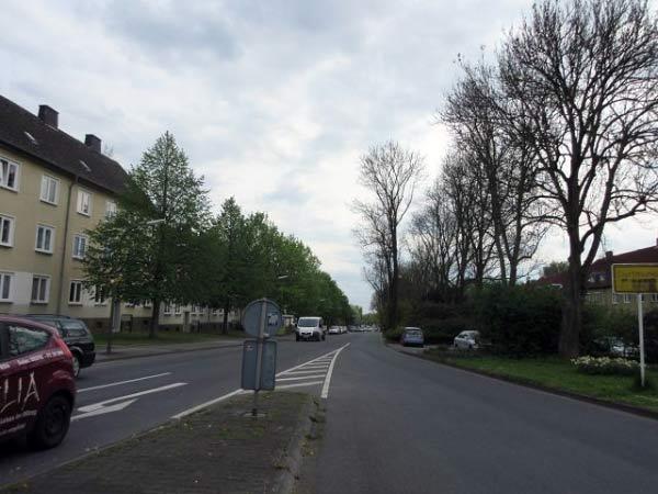 Lüdinghauser Straße