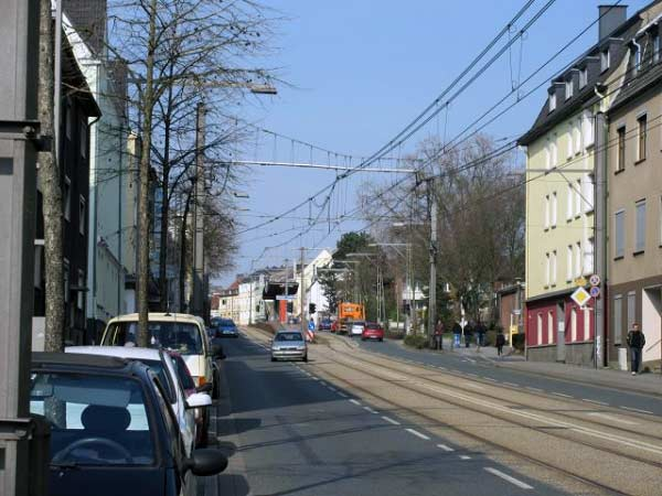 Evinger Straße - Amtsstraße